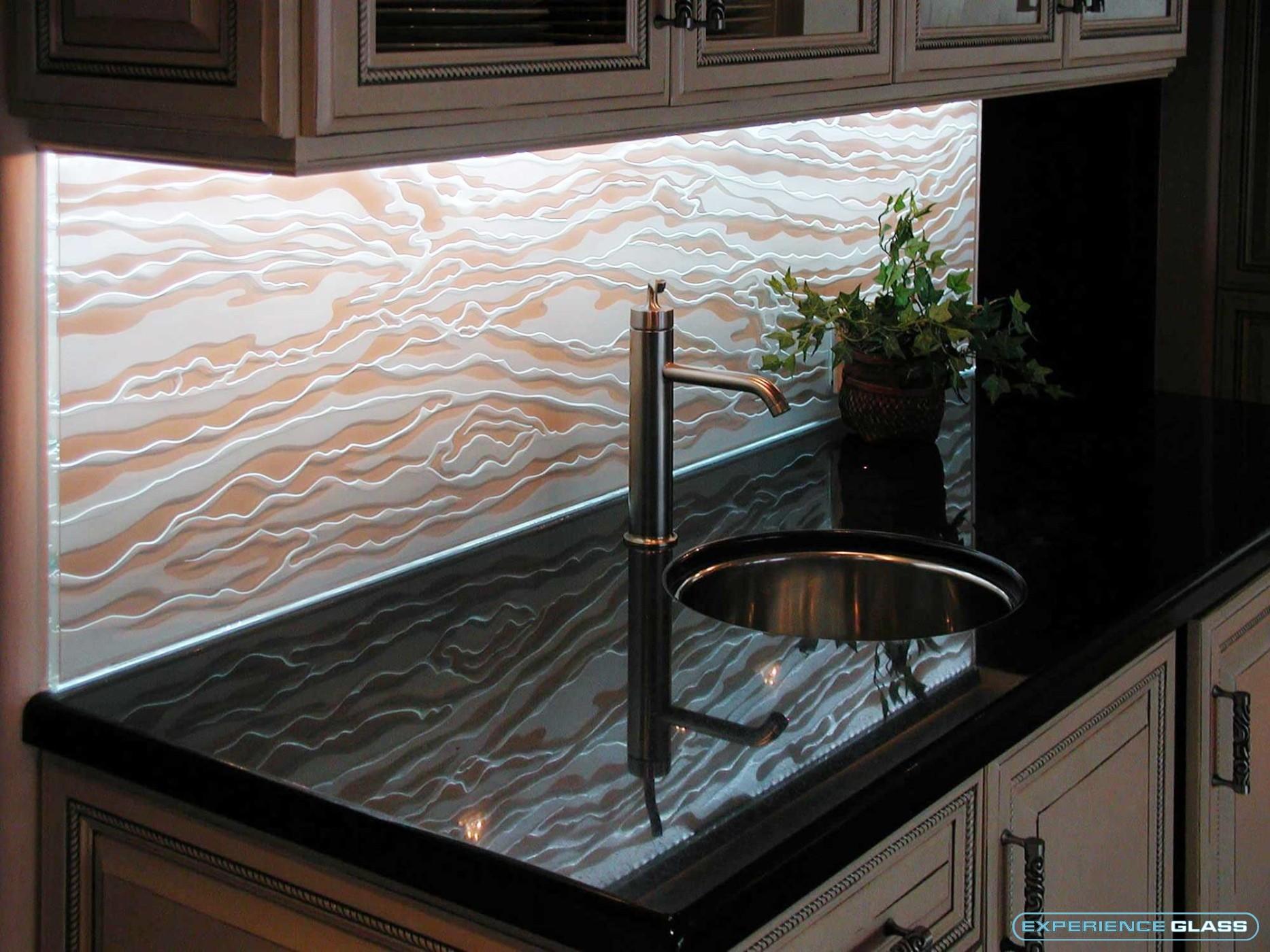 Glass Kitchen Bath Backsplash Glass Wall Panels Experience Glass